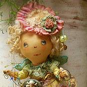 Куклы и игрушки ручной работы. Ярмарка Мастеров - ручная работа Ангел за спиной. Handmade.