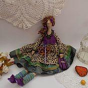 Куклы и игрушки ручной работы. Ярмарка Мастеров - ручная работа Тильда Гретхен. Handmade.