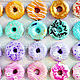 Panels a collage of donuts. Panels. florist_lyudmila. Online shopping on My Livemaster.  Фото №2