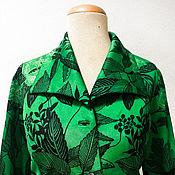 Винтаж ручной работы. Ярмарка Мастеров - ручная работа Винтажное платье Япония 60-е годы. Handmade.