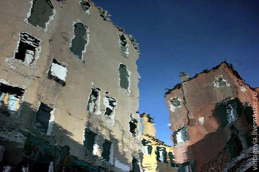 Vintage Via. Фоторабота, Venice Mirror / Венецианское Зеркало