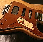 Музыкальные инструменты handmade. Livemaster - original item Pad on the guitar(Pikgard). Handmade.