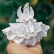 Сувениры и подарки handmade. Livemaster - original item Christmas angel.. Handmade.