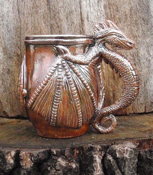 амулет огненный дракон значение