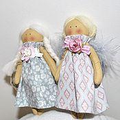 Куклы и игрушки ручной работы. Ярмарка Мастеров - ручная работа Ангелочки (малышки). Handmade.