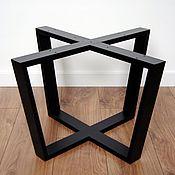 Столы ручной работы. Ярмарка Мастеров - ручная работа Подстолье. Handmade.
