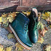 Обувь ручной работы handmade. Livemaster - original item Shoes