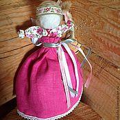 Куклы и игрушки ручной работы. Ярмарка Мастеров - ручная работа Девка-баба. Handmade.