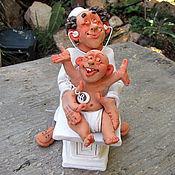 Для дома и интерьера ручной работы. Ярмарка Мастеров - ручная работа Детский врач, педиатр. Handmade.