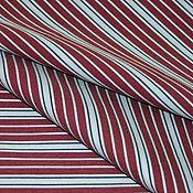 Ткани ручной работы. Ярмарка Мастеров - ручная работа Хлопок суперстрейч (Brioni) , Италия. Handmade.