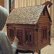 Куклы и игрушки ручной работы. Ярмарка Мастеров - ручная работа Домик в деревне. Handmade.
