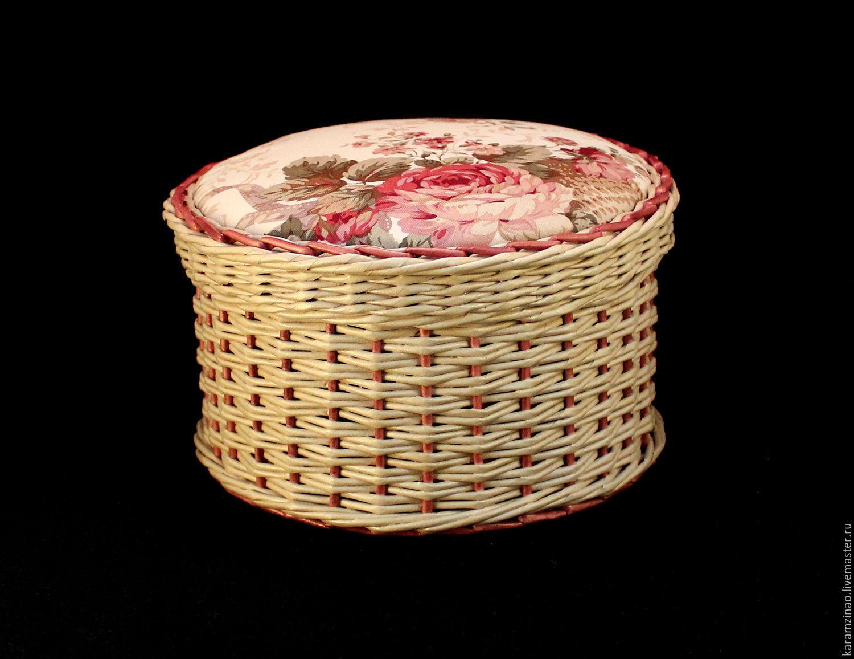 Шаблон корзинка с цветами из бумаги