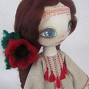 Куклы и игрушки ручной работы. Ярмарка Мастеров - ручная работа Кукла НАСТЕНЬКА. Handmade.