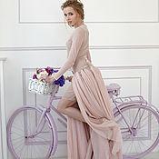 Одежда ручной работы. Ярмарка Мастеров - ручная работа Платье вечернее, выпускное. Handmade.