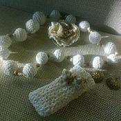 Украшения ручной работы. Ярмарка Мастеров - ручная работа набор бохо. Handmade.