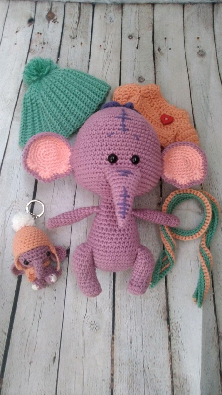 Elephant, Stuffed Toys, Moscow,  Фото №1