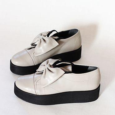 Обувь ручной работы. Ярмарка Мастеров - ручная работа Туфли. Handmade.