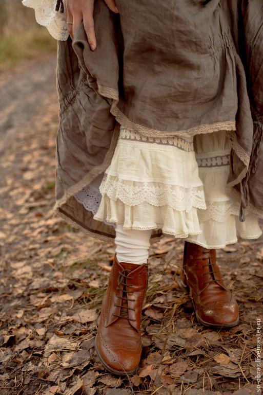 """Белье ручной работы. Ярмарка Мастеров - ручная работа. Купить Кружевные панталончики """"Королевские"""". Handmade. Белый, белье, красиво белье"""