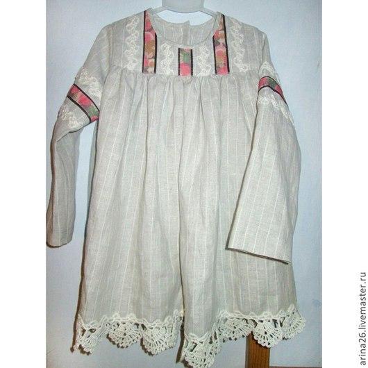 """Одежда для девочек, ручной работы. Ярмарка Мастеров - ручная работа. Купить Платье для девочки """" Аленушка"""". Handmade. Разноцветный"""