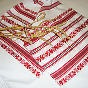 Свадебный салон handmade. Livemaster - original item Towel handmade