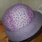 Шляпы ручной работы. Ярмарка Мастеров - ручная работа Модель № 28 Млечный путь. Handmade.