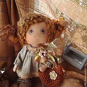 Куклы и игрушки ручной работы. Ярмарка Мастеров - ручная работа Аришка. Handmade.
