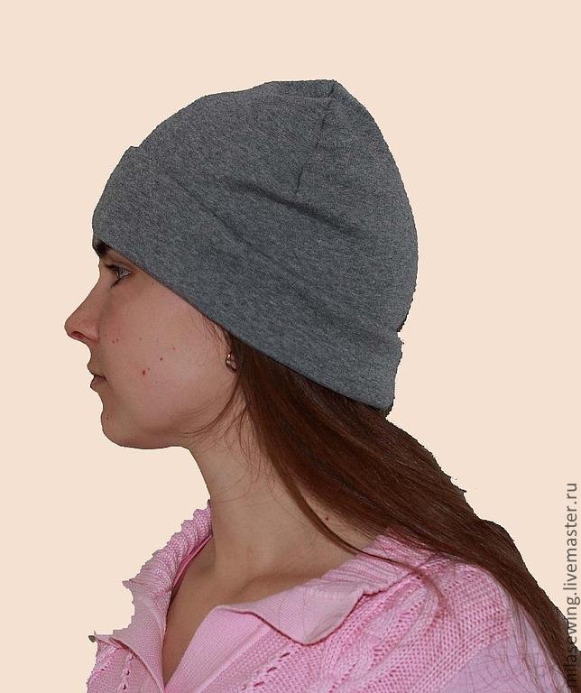 Сшить шапку для осени 57