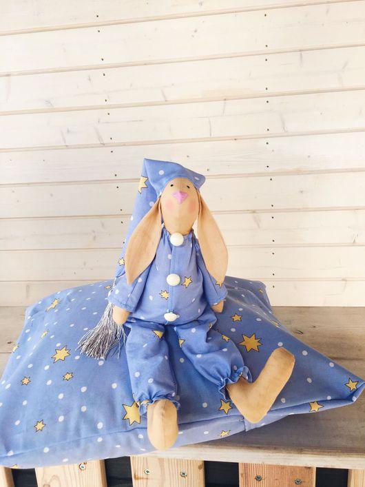 Куклы Тильды ручной работы. Ярмарка Мастеров - ручная работа. Купить Маленький принц. Handmade. Тильда, кролик игрушка, хлопок