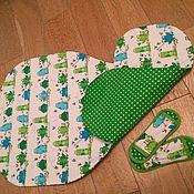 Хлопковый матрасик для коляски Car-Baby Grander