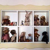 Для дома и интерьера handmade. Livemaster - original item 82. Shelf frame. Handmade.