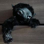 Куклы и игрушки ручной работы. Ярмарка Мастеров - ручная работа Черная химера. Handmade.