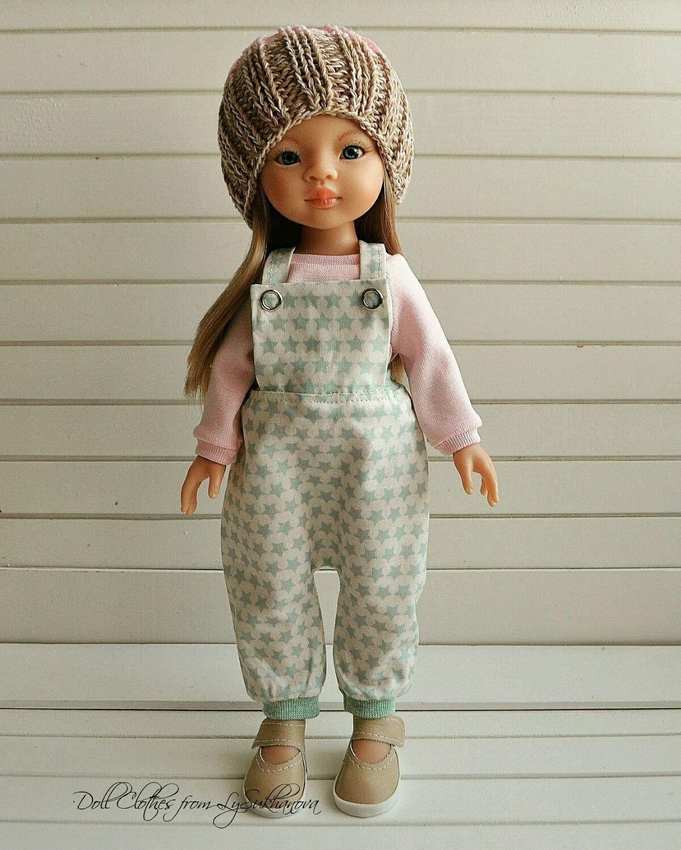 bfbf4233f6b6 Одежда для кукол ручной работы. Ярмарка Мастеров - ручная работа. Купить  Комбинизон+свитшот ...