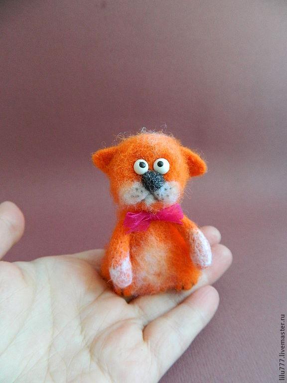 Cat Ginger, Stuffed Toys, Ufa,  Фото №1