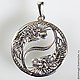 Amulet Yin-Yen with cranes, Amulet, Moscow,  Фото №1