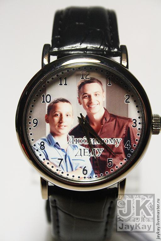 Часы ручной работы. Ярмарка Мастеров - ручная работа. Купить Часы наручные JK с личным дизайном. Handmade. Наручные часы