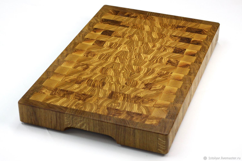 End cutting Board №89, Cutting Boards, Orekhovo-Zuyevo,  Фото №1