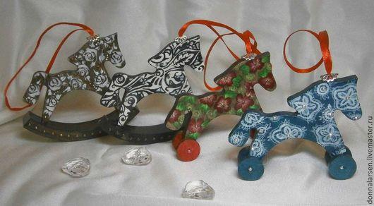 Игрушки животные, ручной работы. Ярмарка Мастеров - ручная работа. Купить Игрушка Лошадка деревянная. Handmade. Деревянная игрушка, год лошади