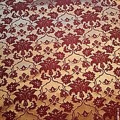 Материалы для творчества ручной работы. Ярмарка Мастеров - ручная работа Скатертная ткань в восточном стиле. Handmade.