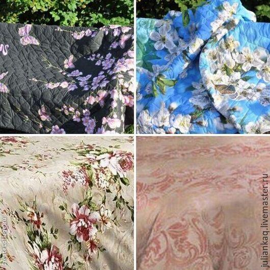 Текстиль, ковры ручной работы. Ярмарка Мастеров - ручная работа. Купить Одеяло  стеганное на заказ. Handmade. Одеяло, покрывало на кровать