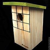 Дача и сад handmade. Livemaster - original item Handmade birdhouse