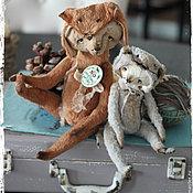 Куклы и игрушки ручной работы. Ярмарка Мастеров - ручная работа Мур. Handmade.