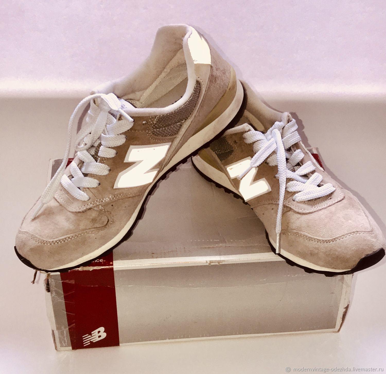 2c57a1b97 Modern&Vintage Одежда. Ярмарка Мастеров. Винтажная обувь. Винтаж: Кроссовки  NEW BALANCE. Modern&Vintage Одежда. Ярмарка Мастеров. Обувь ...