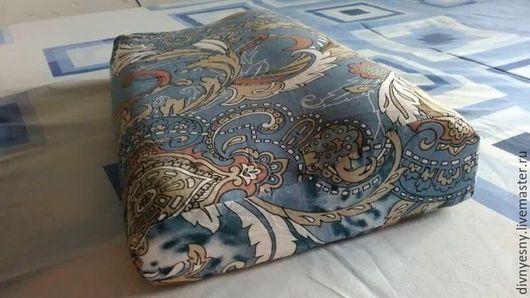 Текстиль, ковры ручной работы. Ярмарка Мастеров - ручная работа. Купить Наволочки на ортопедические подушки. Handmade. Комбинированный, подарок
