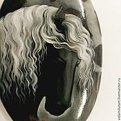 Сувениры и подарки ручной работы. Ярмарка Мастеров - ручная работа Конь на септарии. Handmade.