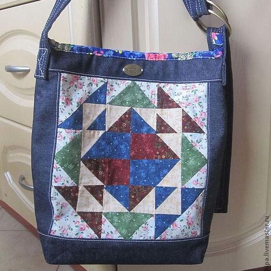 Женские сумки ручной работы. Ярмарка Мастеров - ручная работа. Купить Для любимой тетушки. Handmade. Тёмно-синий