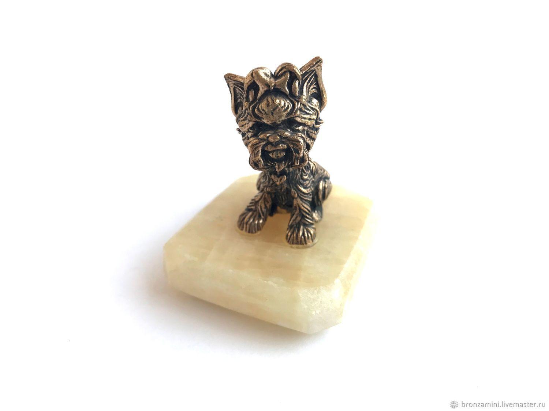Yorkshire Terrier, Figurines, Kislovodsk,  Фото №1