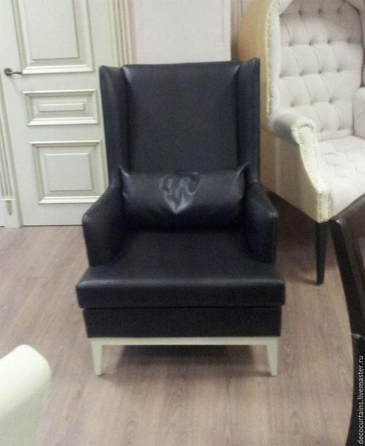 Мебель ручной работы. Ярмарка Мастеров - ручная работа. Купить Большое Кресло Ар Деко с готическими нотками. Handmade. Кресло