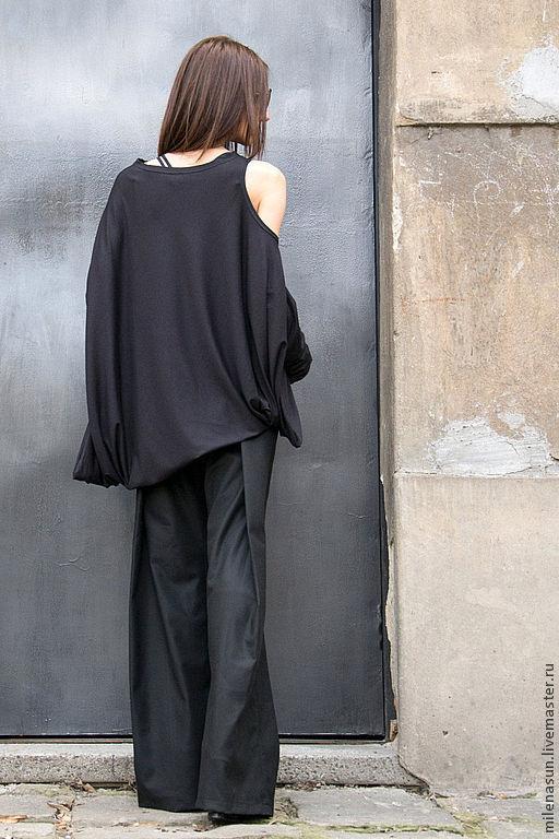 Купить черные брюки