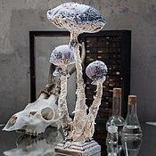 Для дома и интерьера ручной работы. Ярмарка Мастеров - ручная работа Catathelasma Imperiale. Интерьерный гриб.. Handmade.