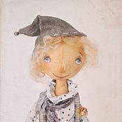 Куклы и игрушки handmade. Livemaster - original item Poll`. Handmade.